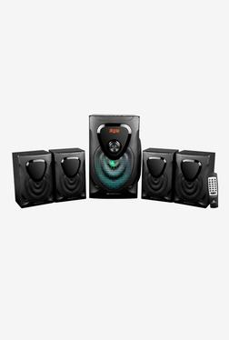 Zebronics Opera 4.1 Channel Bluetooth Home Theatre System (Black)