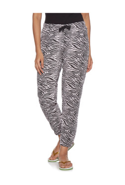 7c175f245 Wunderlove by Westside Black Zebra Print Pyjamas