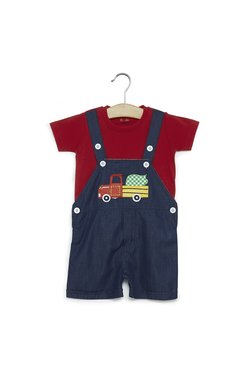 33cdfe0a7 Baby Jumpsuits & Dungarees Online At Best Price In India At TATA CLiQ
