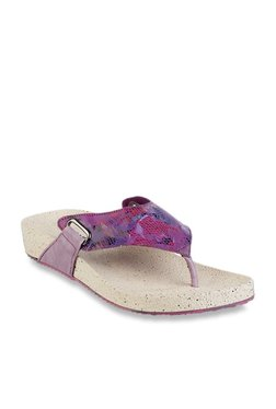 7b23a6702a2 Mochi Purple Thong Sandals