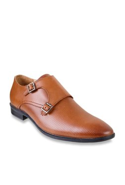 c705504fd Mochi Tan Monk Shoes