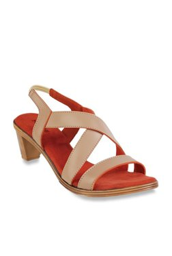 a6bbb1ad2f71 Mochi Beige Sling Back Sandals