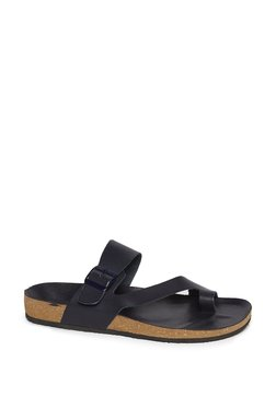 e2492866de86 SOLEPLAY by Westside Navy Faux Leather Sandals