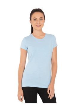 0cdb211484c3a Jockey Blue Regular Fit Cotton T-Shirt - UL04
