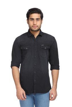 5d3cdc95 Buy Wrangler Shirts - Upto 70% Off Online - TATA CLiQ