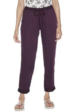 c580118a0 Wunderlove by Westside Burgundy Pyjamas