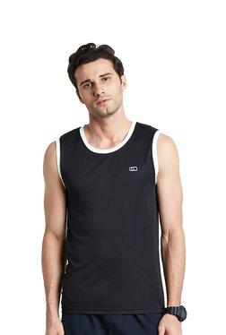 13155842a38 Ajile by Pantaloons Black Crew T-Shirt