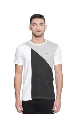 ad20577f08b Ajile by Pantaloons White Crew T-Shirt
