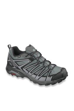 Salomon X Ultra 3 Prime GTX Black Hiking Shoes ce919a294