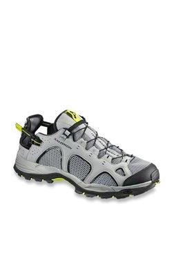 6bdd0dfced82 Salomon Techamphibian 3 Grey Outdoor Shoes