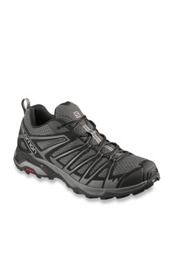 3a201404a Salomon X Ultra 3 Prime Black Hiking Shoes