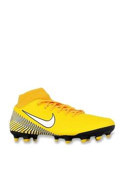 online retailer 0ec21 162b5 Nike Superfly 6 Academy NJR FG MG Yellow Football Shoes
