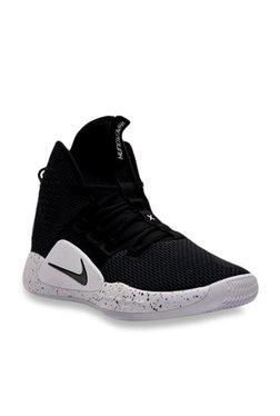 factory price 932d7 65bd0 Nike Hyperdunk X Black Basketball Shoes