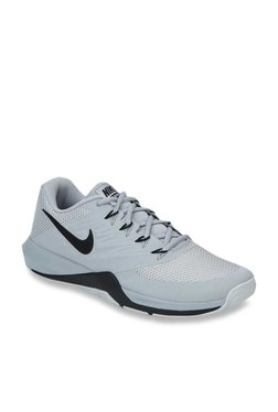cb96d8658fa9 Nike Lunar Prime Iron II Wolf Grey Training Shoes
