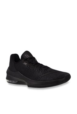 a43e890e8b0 ... Men Price in India. TATACLIQ TATACLIQ. Nike Air Max Infuriate 2 Low  Black Basketball Shoes