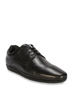 f341db6fd7e Louis Philippe Black Oxford Shoes