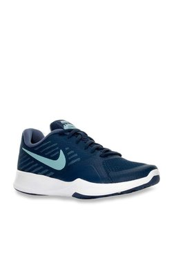f7bbdb4ee2b1 Nike City Trainer Navy Blue Training Shoes for women - Get stylish ...
