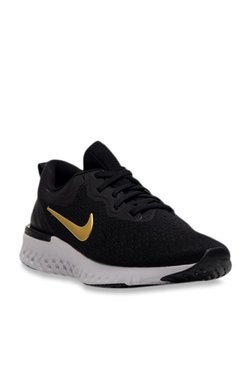 uk availability f501d 86595 Nike Odyssey React Black Running Shoes