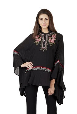 ff6ddf6fe30 Buy Label Ritu Kumar Tops & Tunics - Upto 70% Off Online - TATA CLiQ