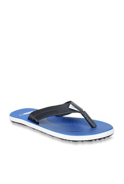 d4aebf3f2311 Puma Shore Idp Navy Blue Flip Flops for Men online in India at Best ...