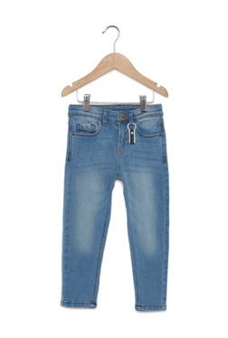 5b91350130e5af HOP Kids by Westside Blue Jordan Jeans