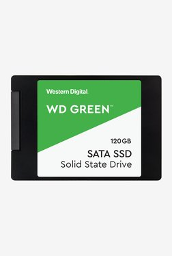 WD WDS120G2G0B 3D NAND 120 GB Solid State Drive (Green)