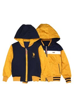 99abb022d0d98 Buy U.S. Polo Assn. Jackets   Coats - Upto 70% Off Online - TATA CLiQ
