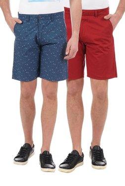 446bf0333676 Buy Pepe Jeans Shorts - Upto 70% Off Online - TATA CLiQ