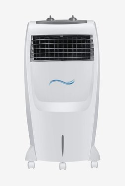 Maharaja Whiteline Frostair 20 CO-126 20L Personal Air Cooler (White/Grey)