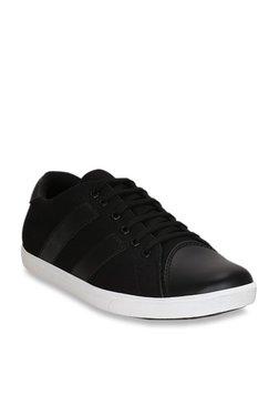 f85f583e0bd8 Gisole Chapman Stripe Black Sneakers