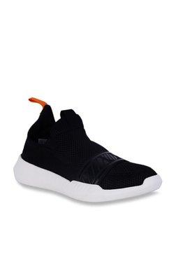 low priced 2459d c9f9c K-swiss GEN-K WEEKENDER Black Lace Up Sneakers