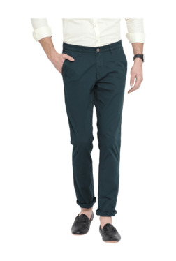 75c5cc094 John Players Olive Cotton Chinos