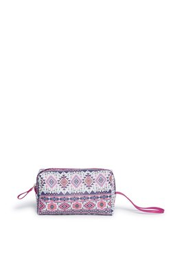 670f0fe69 Westside Multicolored Aztec Print Travel Pouch