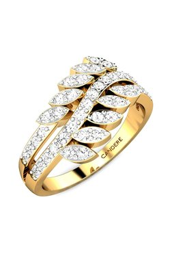 Buy Candere by Kalyan Jewellers Rings - Upto 30% Off Online - TATA CLiQ