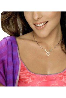 Gold Mangalsutras | Buy Gold Mangalsutra Designs Online - TATA CLiQ