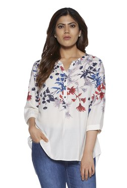 e1016573 Tops for Women Online | Buy Ladies Tops, Tunics, Tank Tops - TATA CLiQ