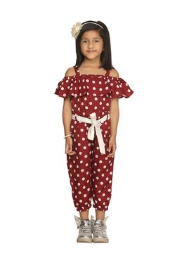 e753e2d04f Buy LilPicks Jumpsuits & Dungarees - Upto 50% Off Online - TATA CLiQ