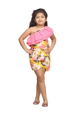 54af434c497e8a Girls Jumpsuits & Dungarees Online At Best Price In India At TATA CLiQ