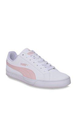 on sale 1b867 31344 Puma Smash Vulc Black Sneakers