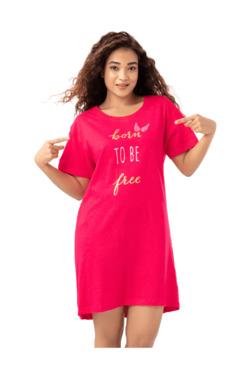 ce5c196da6856 Night Dress & Robes | Buy Women Nightwear Online At Best Price In ...