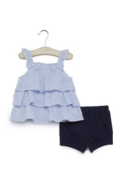 44f4366688 Baby HOP by Westside Navy Leslie Dress With Shorts