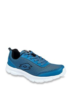 meet 097a0 1ad89 Lotto Blue Running Shoes