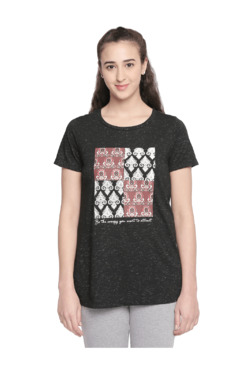ba3b333701f Ajile by Pantaloons Grey Printed T-Shirt