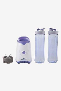 Kelvinator KJB-251 250W Blender Juicer (White/Purple)