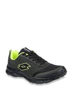 376a610a373b Lotto Black Running Shoes