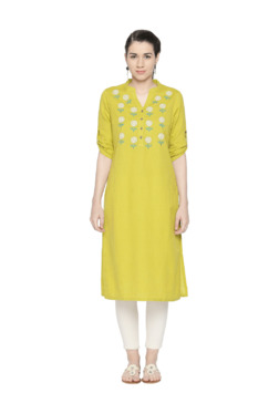 9831de43f85 Buy Rangmanch by Pantaloons Kurtis   Kurtas - Upto 70% Off Online ...