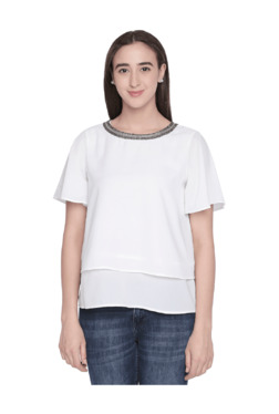 ced16090a88fae Buy Forever Glam by Pantaloons Tops & Tunics - Upto 50% Off Online ...