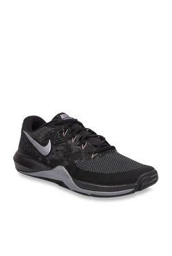 sports shoes 8d5ef f2f8c Nike Lunar Prime Iron II Black Training Shoes