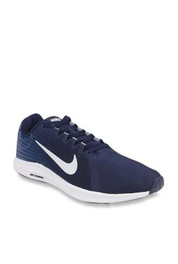 aa6e829ac860d Nike Downshifter 8 Navy Running Shoes