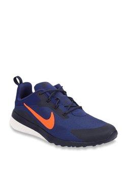 separation shoes f2c96 ef9ec Nike CK Racer 2 Blue Running Shoes